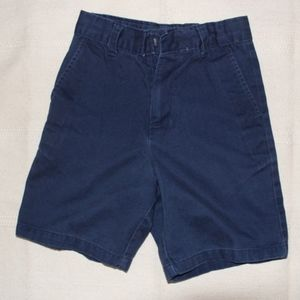 *3 FOR 15* George Navy Uniform School Khaki Shorts